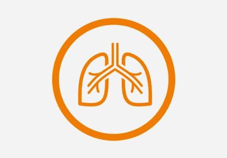 ambulatorio per le complicanze polmonari