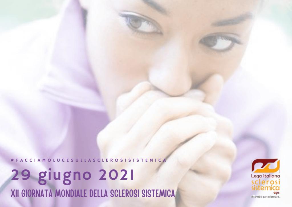 XII Giornata Mondiale della Sclerosi Sistemica